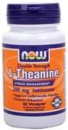 L-Theanine 200 mg. per capsule
