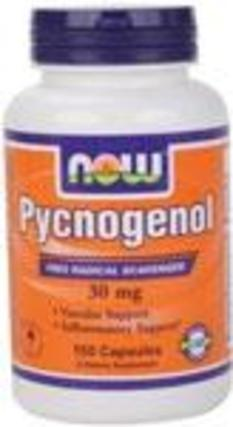 NOW Foods Pycnogenol 30 mg., 150 Capsules