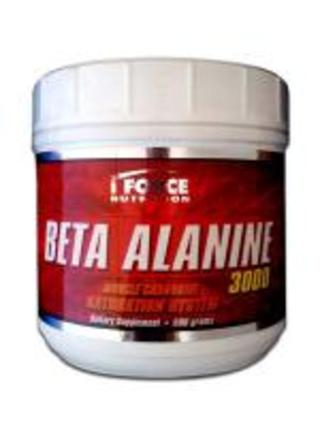 I Force Beta Alanine 3000, 300 Grams