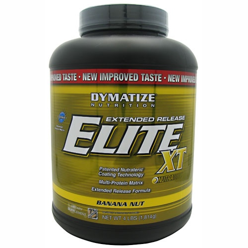 Elite XT Protein, 4 Pounds, Blueberry Muffin Flavor 705016920105