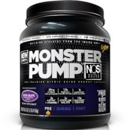 Cytosport Monster Pump, 30 Servings