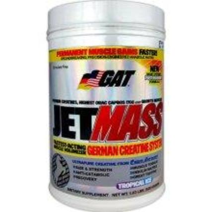 G A T Jet Mass, 1.83 Pounds