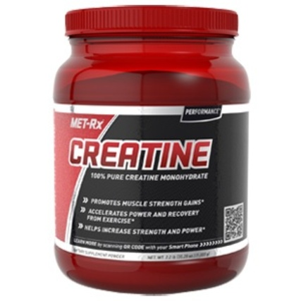 MET-RX Hardcore Creatine Powder, 1000 Grams