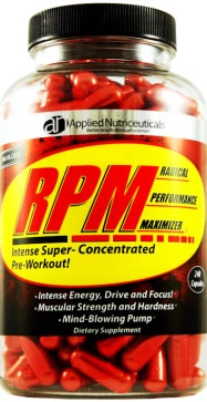 Applied Nutriceuticals RPM, 240 Capsules