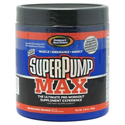 Gaspari Nutrition SuperPump Max, 10 Servings