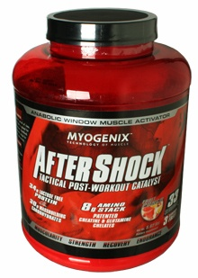 After Shock, 5.82 Pounds, Fruit Punch Flavor 680269333417