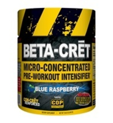 ProMera Sports (Con-Cret) BETA-CRET Micro-Concentrated Pre-Workout Intensifier
