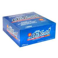 Oh Yeah Bars 3 oz. per bar, 12 Bars, Peanut Butter & Strawberry Flavor 788434113632