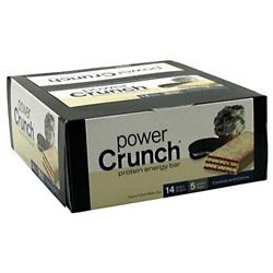 Power Crunch Bar, 12 Bars, French Vanilla Creme Flavor 644225722387