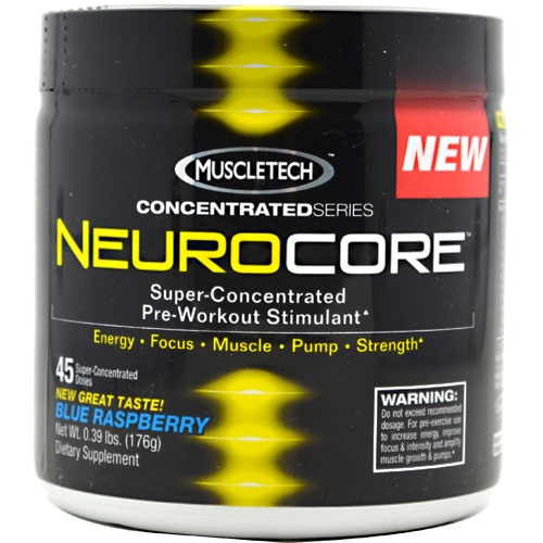 NEUROCORE NG, 45 Servings, Blue Raspberry Flavor 631656703368