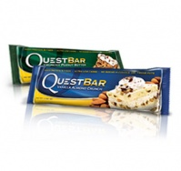 Quest Protein Bar, 12 Bars, Chocolate Chip Cookie Dough Flavor 888849000036, 793573214546