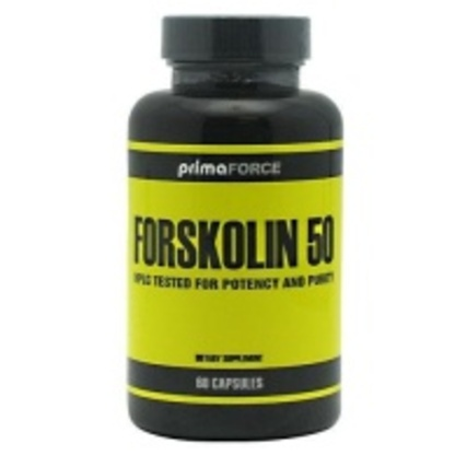 Forskolin 50 by primaFORCE