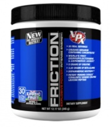 VPX Sports Friction, 30 Servings