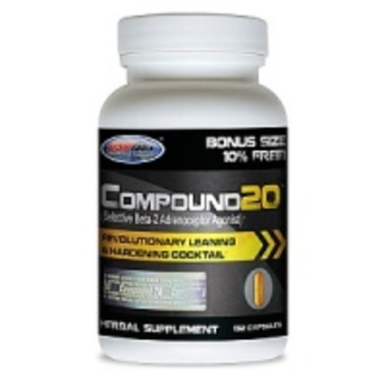 USP Labs Compound 20, 120 Capsules