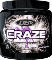 Craze, 45 Servings, Candy Grape Flavor 791851333583