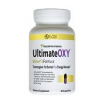 Alpha Labs Ultimate Oxy, 90 Capsules
