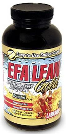 Labrada EFA Lean Gold, 180 Softgels