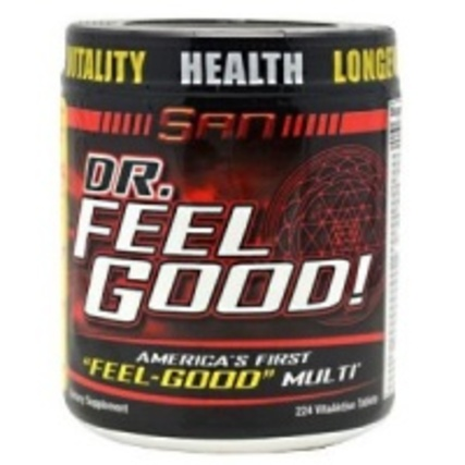 SAN Nutrition Dr. Feel Good, 224 Capsules