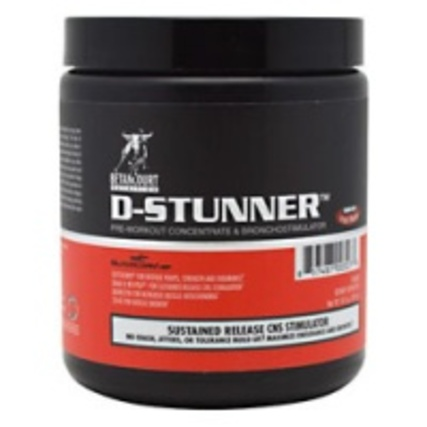 Betancourt Nutrition D-Stunner, 28 Servings