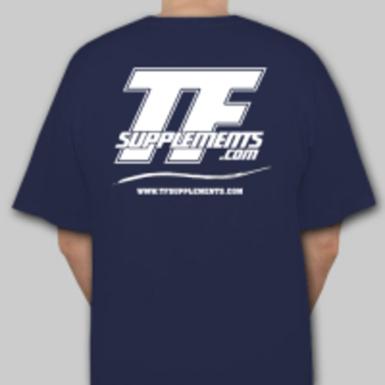 TFSupplements T-Shirt (Blue)