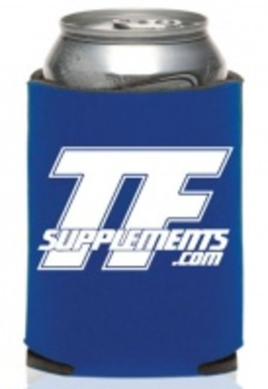 TFSupplements TFSupplements Koozie, Blue Color