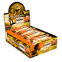 Energy Bar, 12 Bars, Honeycomb with raseins Flavor