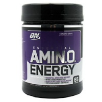 AMINO ENERGY, 65 Servings, Fruit Fusion Flavor 748927023374