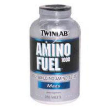 Twinlab Amino Fuel 1000, 250 Tablets