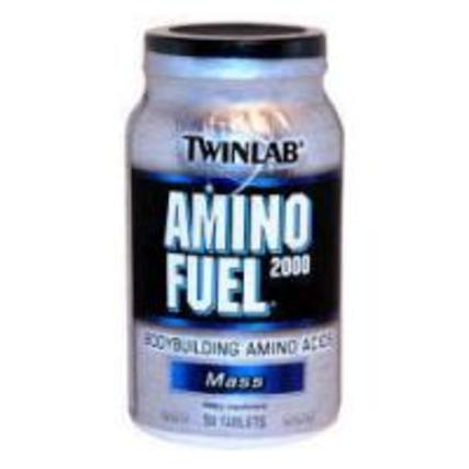Twinlab Amino Fuel 2000, 50 Tablets
