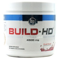 Build HD, 30 Servings, White Raspberry Flavor 851780004036