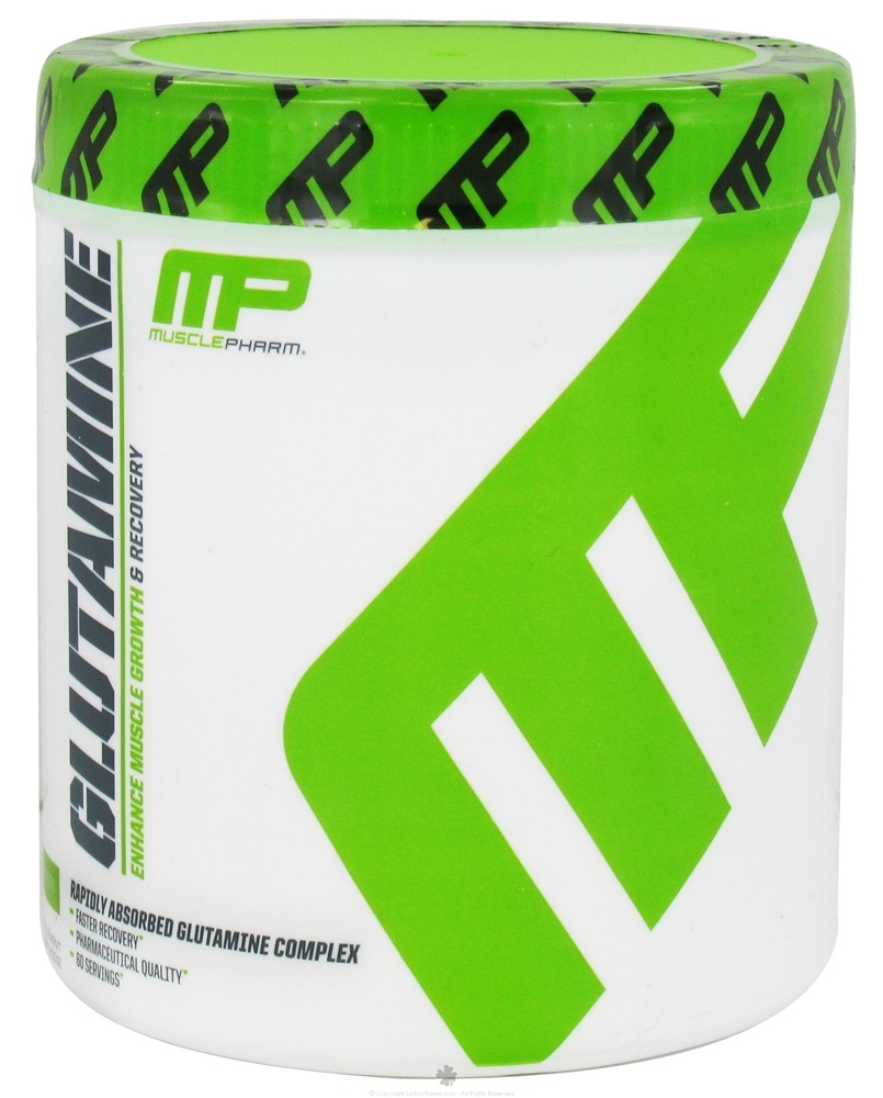 Muscle Pharm Glutamine, 300 Grams