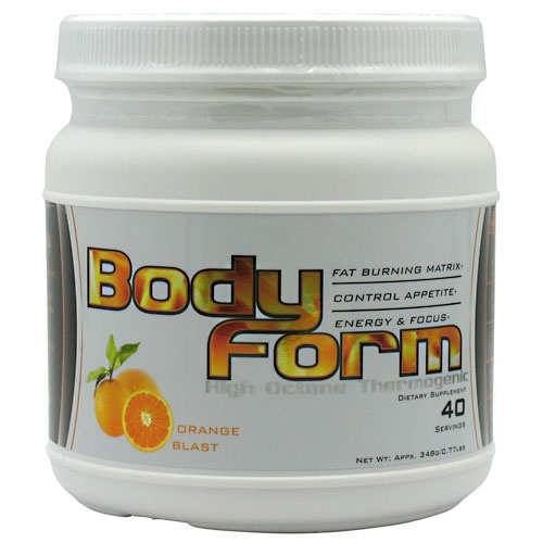 Better Body Sports Body Form, 40 Servings