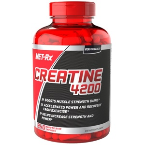 MET-RX Hardcore Creatine Caps