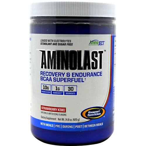 Gaspari Nutrition AminoLast, 30 Servings