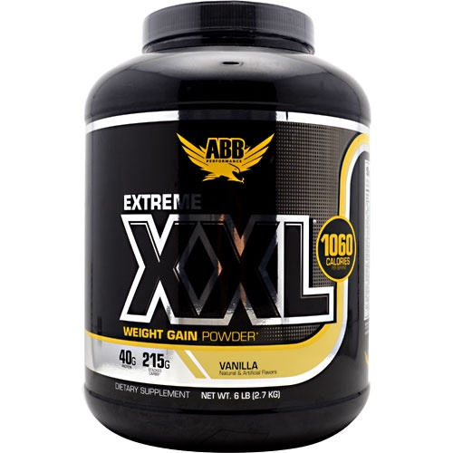 ABB Extreme XXL Power (Black Label), 6 Pounds