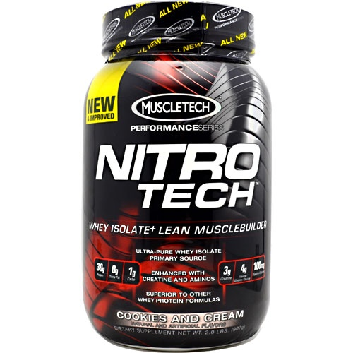 Performance Series Nitro-Tech