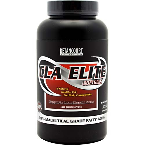 Betancourt Nutrition CLA Elite, 180 Softgels