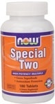 Special Two, 180 Tablets 733739038647