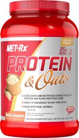 MET-RX Protein & Oats, 2 Pounds