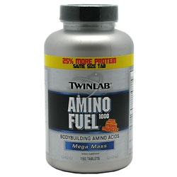 Twinlab Amino Fuel 1000, 150 Tablets