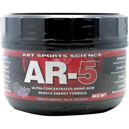 AST AR-5, 35 Servings