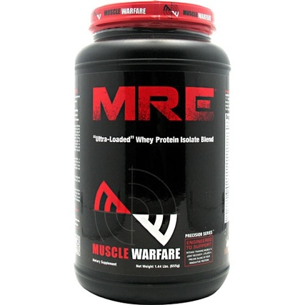 Muscle Warfare MRE, 25 Servings