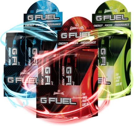 G Fuel, 20 Servings, Blue Ice Flavor 713757866729