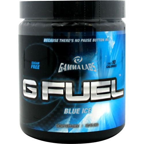 G Fuel, 40 Servings, Blue Ice Flavor 713757867122
