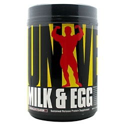 MILK & EGG Protein, 1.5 Pounds, Vanilla Flavor 039442010421