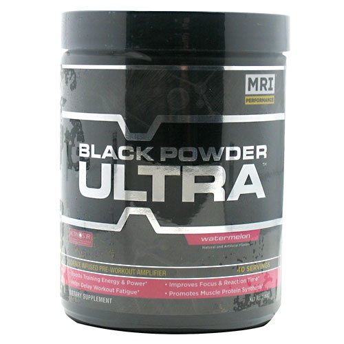 MRI Black Powder Ultra, 40 Servings