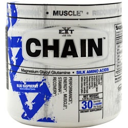 Chain, 30 Servings, Blue Raspberry Flavor 851780004531