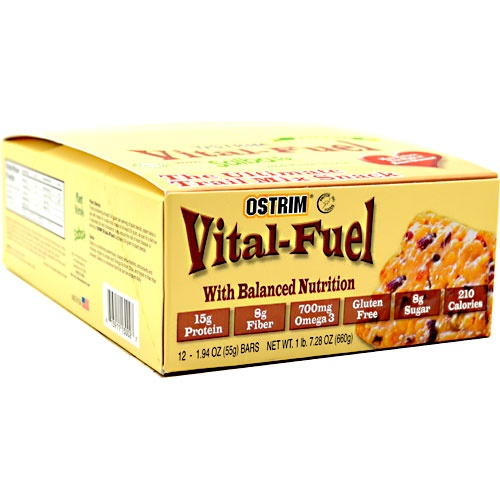Ostrim Vital-Fuel, 12 Bars