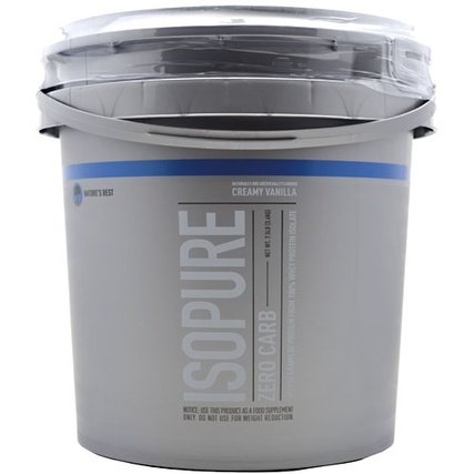 Natures Best ISOPURE (Zero Carb), 7.5 Pounds