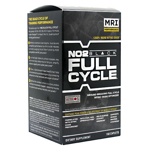 NO2 Black Full Cycle